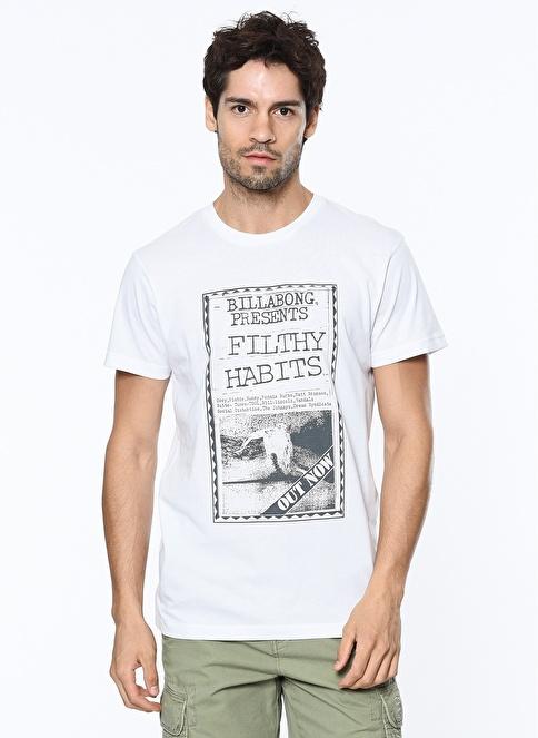 Billabong Tişört Beyaz
